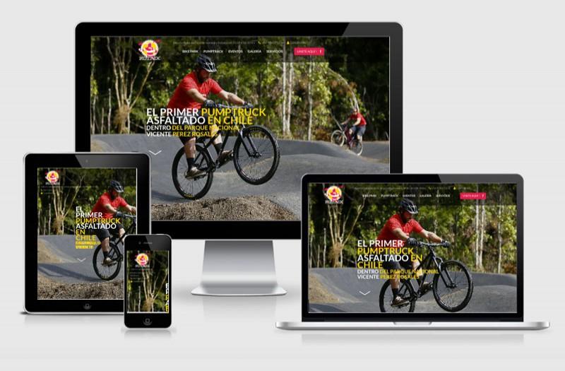 Kotaix Bike Park - WDesign - Diseño Web Profesional