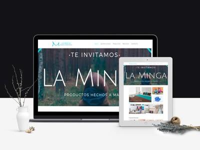 La MINGA - WDesign - Diseño Web Profesional