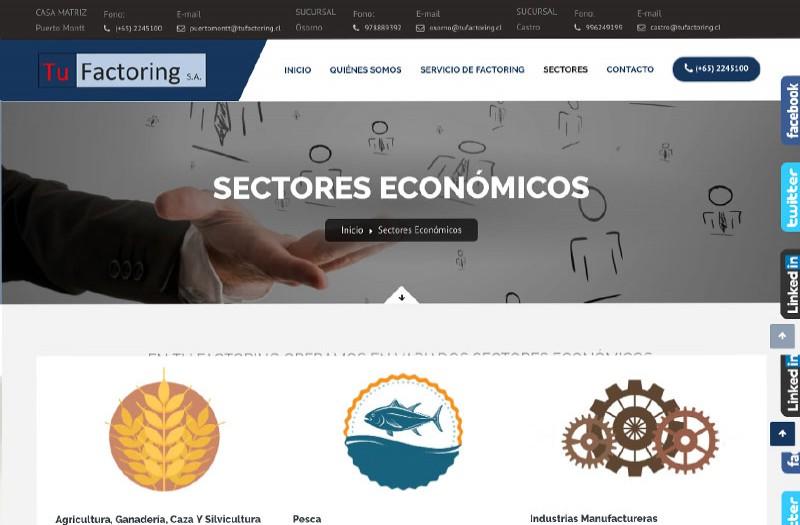Tu Factoring - WDesign - Diseño Web Profesional