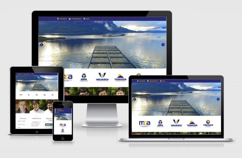 Walbusch - WDesign - Diseño Web Profesional